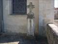 Image for Croix extérieur , Eglise de Doix. France