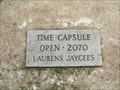 Image for Laurens Jaycee's 2070 Time Capsule - Laurens, SC