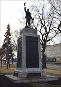 Image for Next of Kin Monument - Winnipeg MB