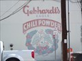 Image for Gebhardt's Chili Powder - New Braunfels, TX