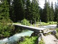 Image for Brücke über die Partnach - Reintal, Bavaria, Germany