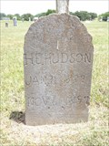 Image for H.E. Hudson - Nelta Cemetery - Nelta, TX