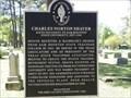 Image for Charles Norton Shaver - Oakwood Cemetery, Huntsville, TX, USA