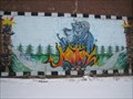 Image for (LEGACY) - Graffiti - Beauty and the Beast, Niagara Falls ON
