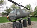 Image for UH-1M Iroquois Helicopter Serial No. 13908  - Lexington, Missouri