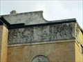 Image for Eagles Club Frieze Art - Milwaukee, Wisconsin