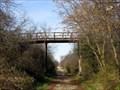 Image for Wooden Railroad bridge near Ringwood IL
