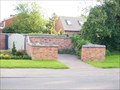 Image for Costock Village Pinfold, Costock, Rushcliffe Borough, Nottinghamshire. UK