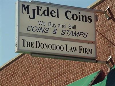 M.J.Edel Coins