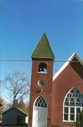 Image for New Testament Christian Church Tower - Auxvasse, MO