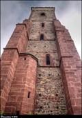 Image for Gothic belfry of Sázava convent / Gotická zvonice Sázavského kláštera - Sázava (Central Bohemia)