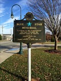Image for Route 60 Blue Star Memorial - Midlothian, VA