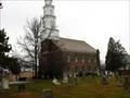 Image for Fairfield Reformed Church cemetery  - Fairfield, NJ
