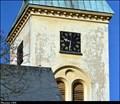 Image for Clocks of the Church of Assumption of Virgin Mary / Hodiny veže kostela Nanebevzetí Panny Marie - Zásmuky (Central Bohemia)