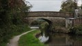 Image for Arch Bridge 46 Over The Macclesfield Canal - Lyme Green, UK