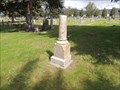 Image for Hamilton - Mount Moriah Cemetery - Butte, Montana