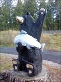 Image for Well Fed Bear - Loon Lake, WA