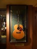 Image for George Harrison's Harptone Guitar - NY, NY