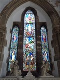 Image for Stained Glass Windows - St Cuthbert - Brattleby, Lincolnshire