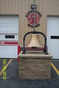 Image for Fire Alarm Bell, Montrose Michigan