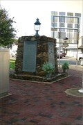 Image for Veterans Memorial Cairn - Courthouse Lawn - Hamilton, AL