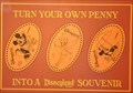 Image for Treasures in Paradise Penny Smasher ~ Disney's California Adventure [Replaced]