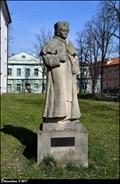 Image for Arcibiskup Arnošt z Pardubic / Archbishop Ernest of Pardubice - Príbram (Central Bohemia)