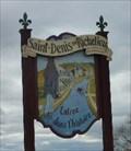 Image for Bienvenue à St-Denis-sur-Richelieu- Québec, Canada