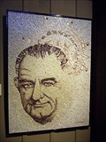 Image for Portrait of Lyndon Baines Johnson - Stonewall, TX
