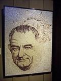 Image for Portrait of Lyndon Baines Johnson - Stonewall, TX