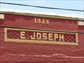 Image for 1928 - E Joseph - Richmond, TX