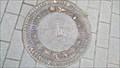 Image for Manhole cover and trigonometric point Basis Bonn B, Kölnstraße, Bonn, NRW, Germany