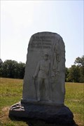 Image for 124th Ohio Infantry Regiment Monment - Chickamauga National Battlefield