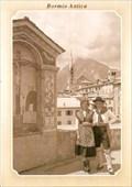 Image for The Old Bridge in Bormio, Italy