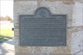 Image for DAR Fort Smith Memorial Plaque -- Ft Smith AR