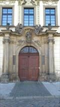 Image for Bishop's Palace Doorway - Hradec králové - Czech Republic
