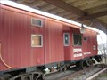 Image for Forsyth Depot Caboose - GA