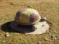 Image for Mosaic Turtle at ULM - Monroe, Lousiana