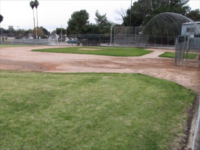 Geo Kennedy Ball Field, San Gabriel, CA