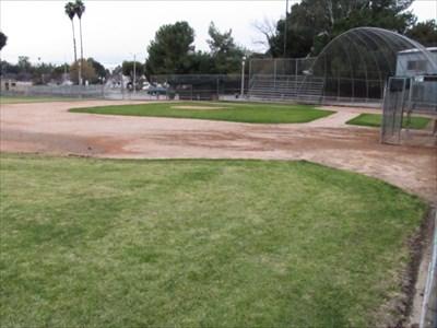 Geo Kennedy Ball Field, San Gabriel, CA