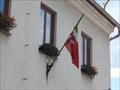 Image for Vlajka obce - Rajec-Jestrebi, Czech Republic
