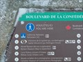 Image for Confederation Boulevard Map - Ottawa, Ontario