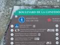 Image for Confederation Boulevard Map - Ottawa, Ontario