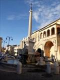 Image for Fontana Monumentale - Tarquinia, Lazio, Italy