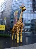 Image for LEGO-Giraffe LEGOLAND at the Sony-Center - Berlin, Germany