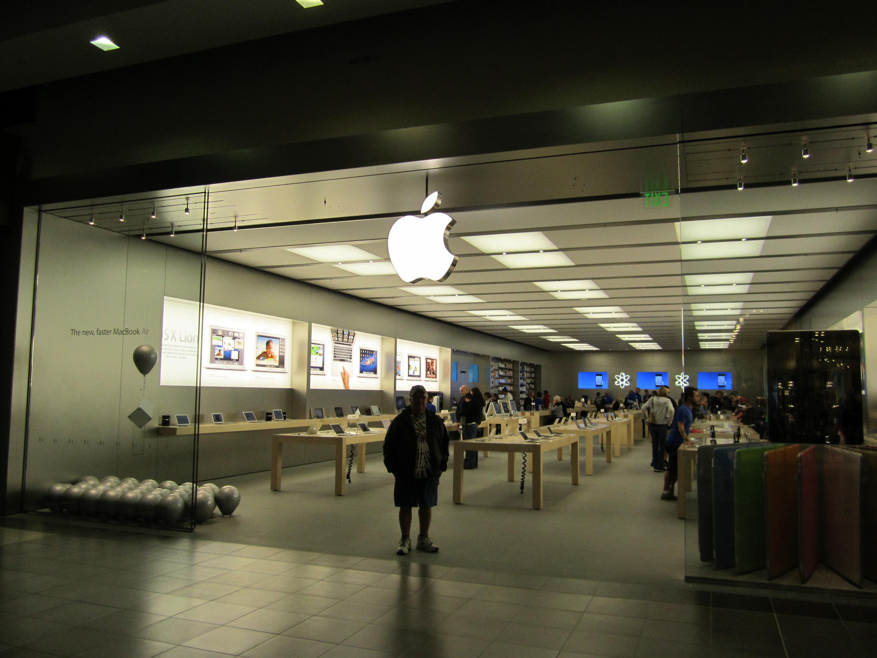 Apple Fashion Mall Utah