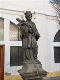 Image for Svatý Jan Nepomucký - Františkánský klášter, Praha, CZ