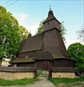 Image for Wooden Churches of the Slovak part of the Carpathian Mountain Area - Hervartov, Slovakia