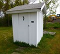 Image for Doraville Schoolhouse Outhouse - Harpursville, NY