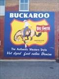 Image for Buckaroo Mural - Berryville AR